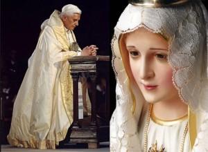 Papa e Fatima